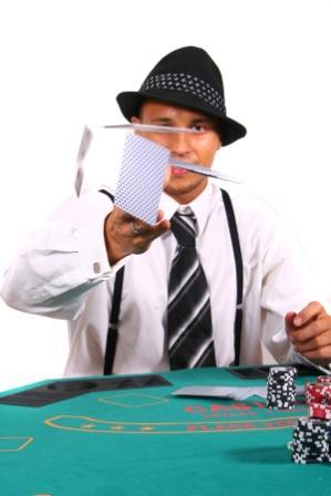 Poker spelare
